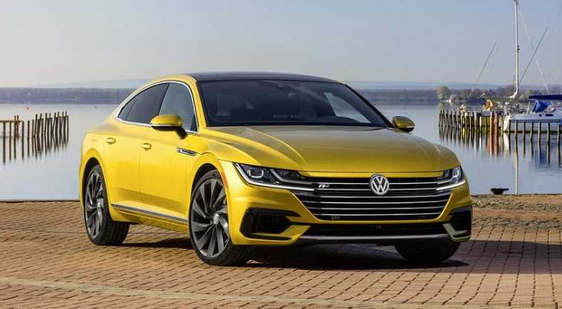 2019 VW Arteon R Line Review