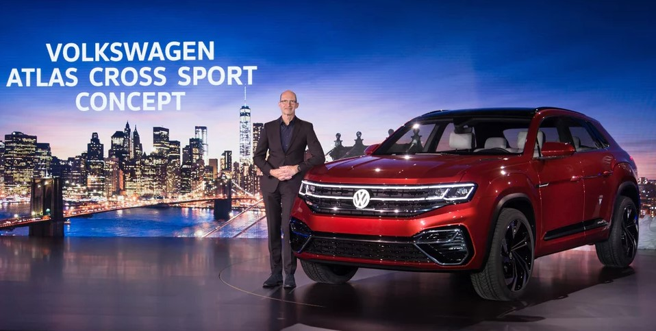 2019 VW Atlas R Line Cross Sport Release Date