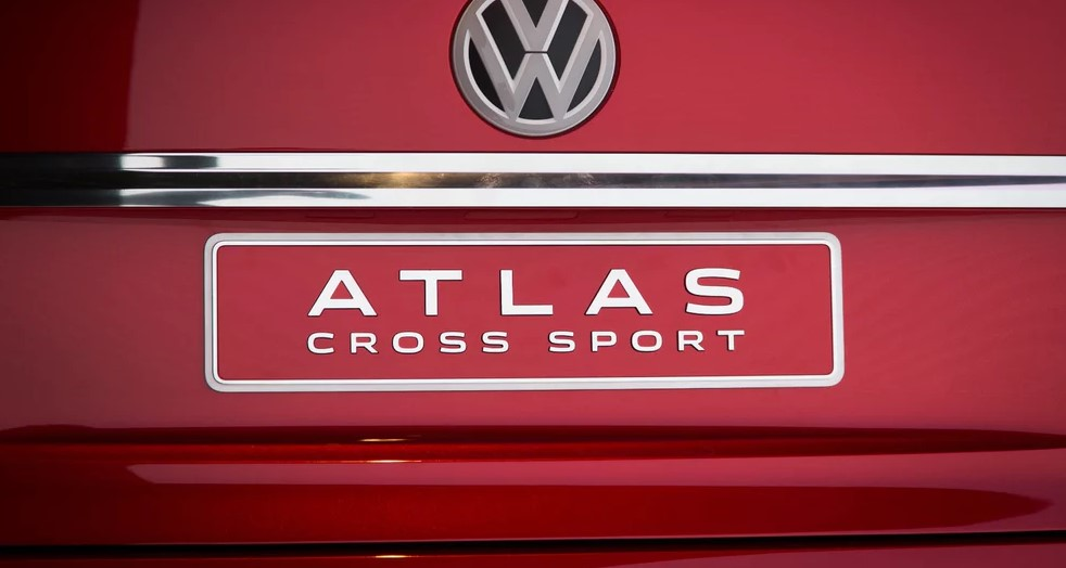 2019 VW Atlas R Line Cross Sport