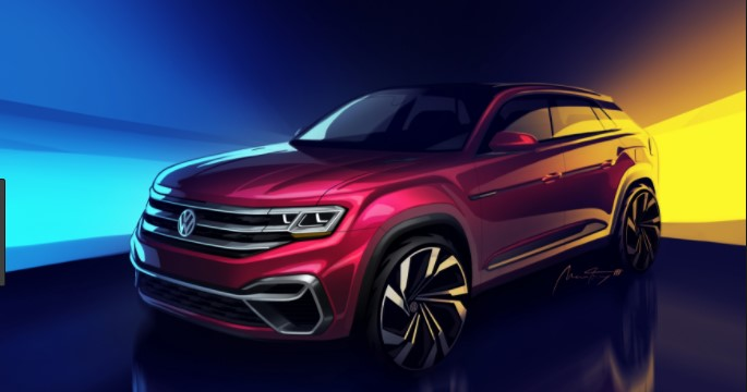 2019 Volkswagen Atlas 5 Seater Changes and Colors