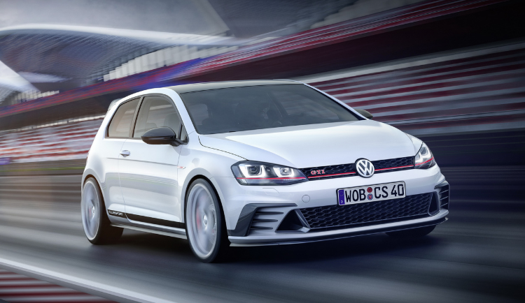 2019 Volkswagen Golf GTI Hatchback