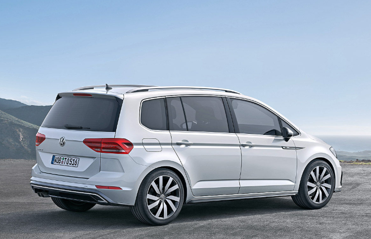 2019 Volkswagen Touran new