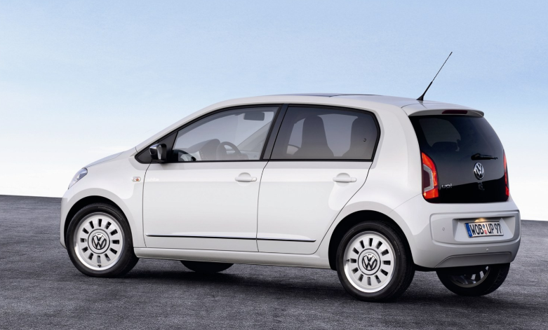 2019 Volkswagen Up