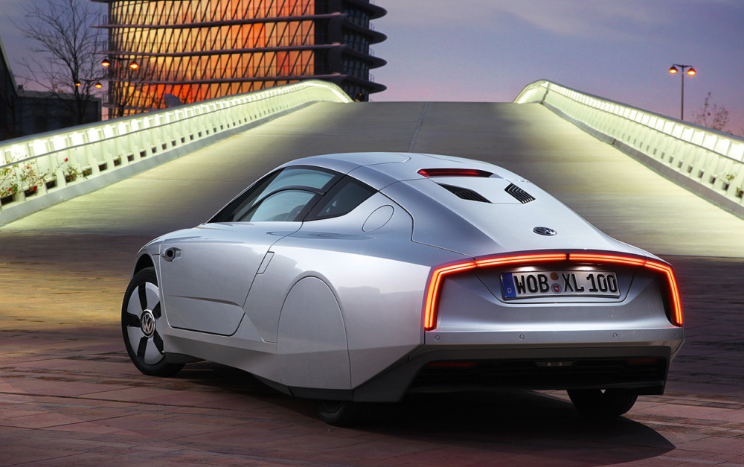 2019 Volkswagen XL1 news