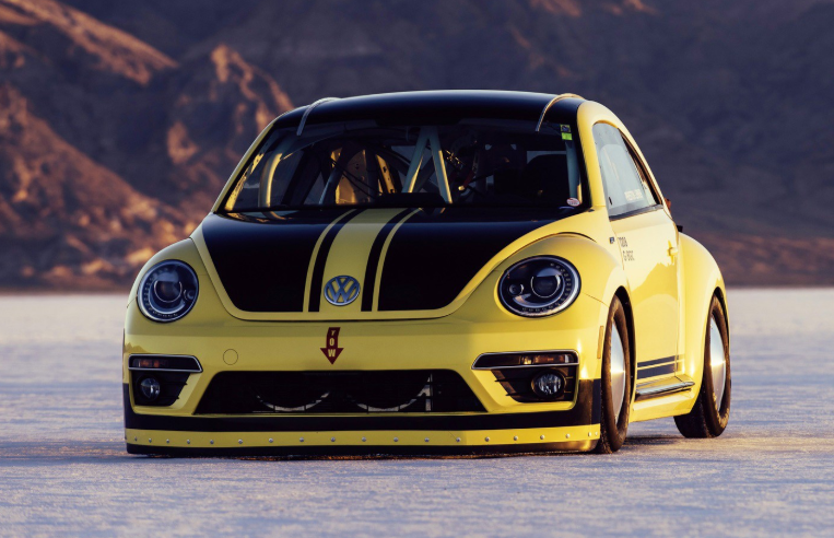 2019 Volkswagen Beetle LSR review