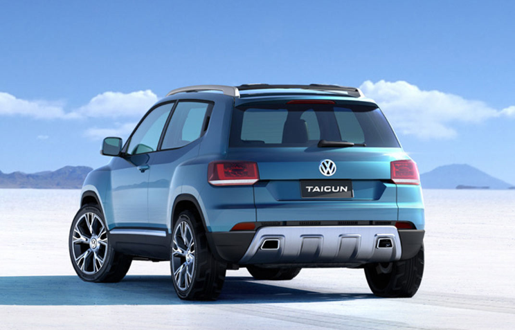2019 Volkswagen Taigun news