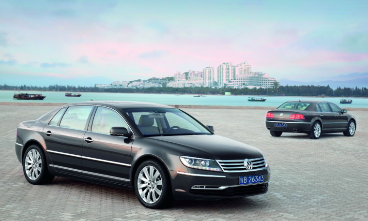 2019 VW Phaeton Coupe review