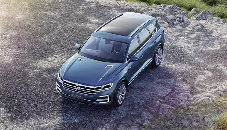 2019 VW T-Prime Crossover news