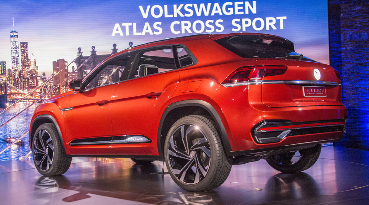 2019 Volkswagen Atlas 5-Seater news