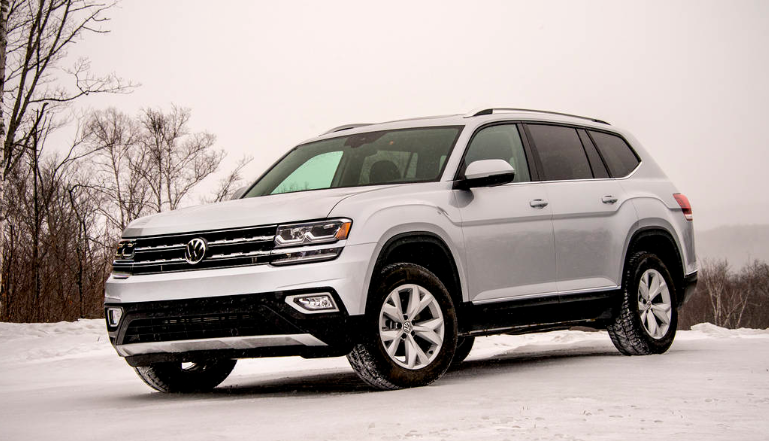 2019 Volkswagen Atlas 7 Seater news