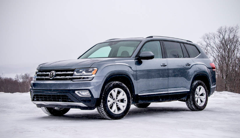 2019 Volkswagen Atlas AWD news