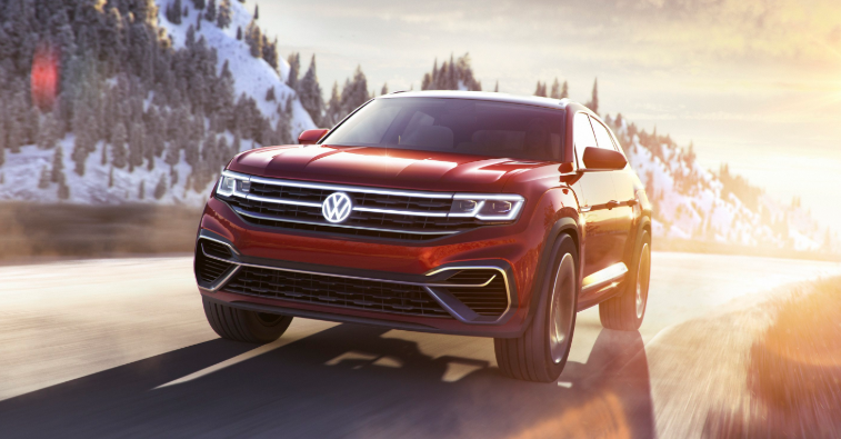 2019 Volkswagen Atlas Cross Sport Plug-in Hybrid