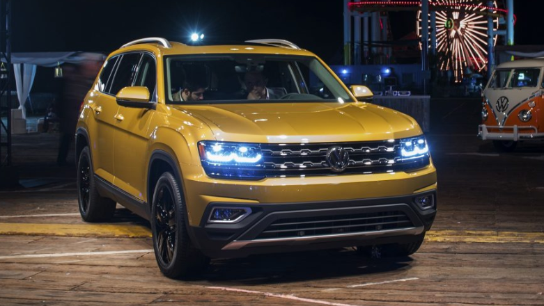 2019 Volkswagen Atlas MPG review