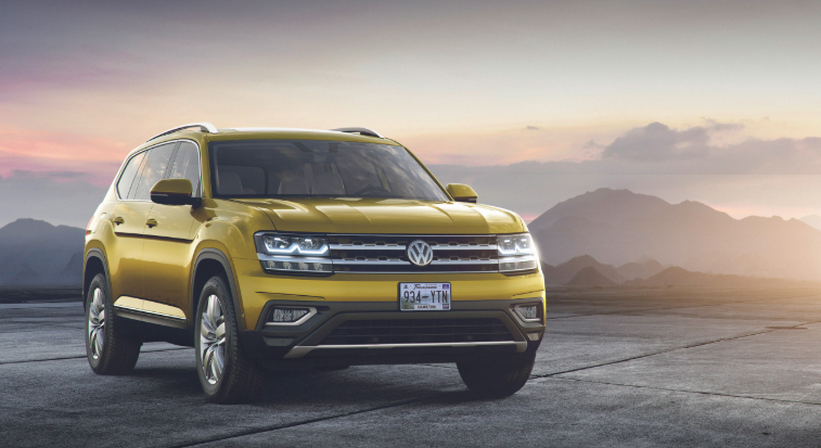 2019 Volkswagen Atlas SEL news