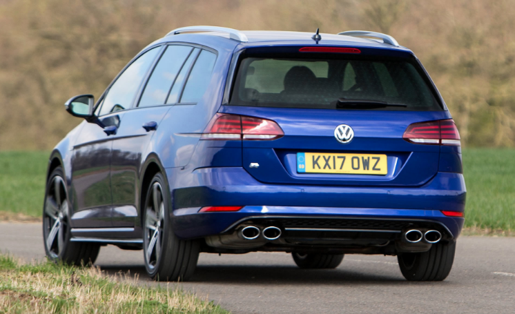 2019 Volkswagen Golf R Estate news