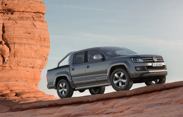 2019 Volkswagen Mid Size Pickup Truck review