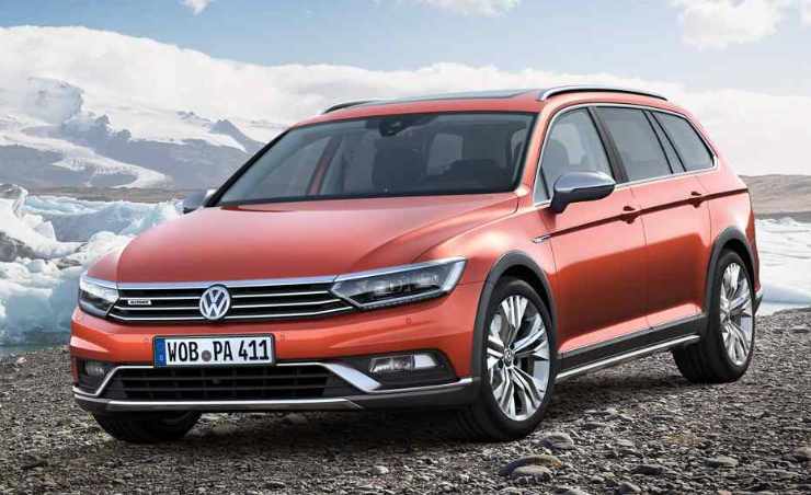 2019 Volkswagen Passat All-Track news